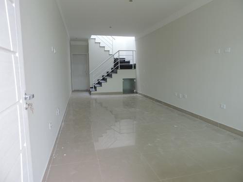 sobrado chácara mafalda 1 suítes 3 dormitórios 2 banheiros 2 vagas 115 m2 - 2737