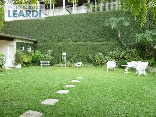 sobrado cidade jardim  - são paulo - ref: 252100