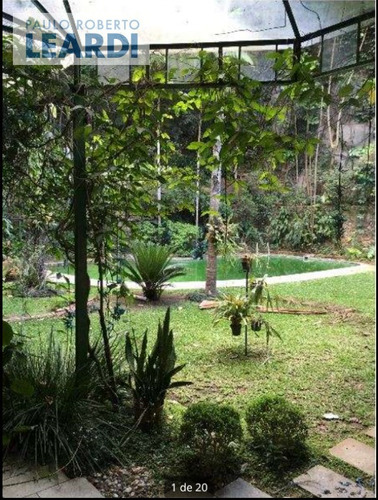sobrado cidade jardim  - são paulo - ref: 496641