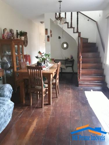 sobrado cipava - 3 dormitórios - terraço. 2 vagas. - 458