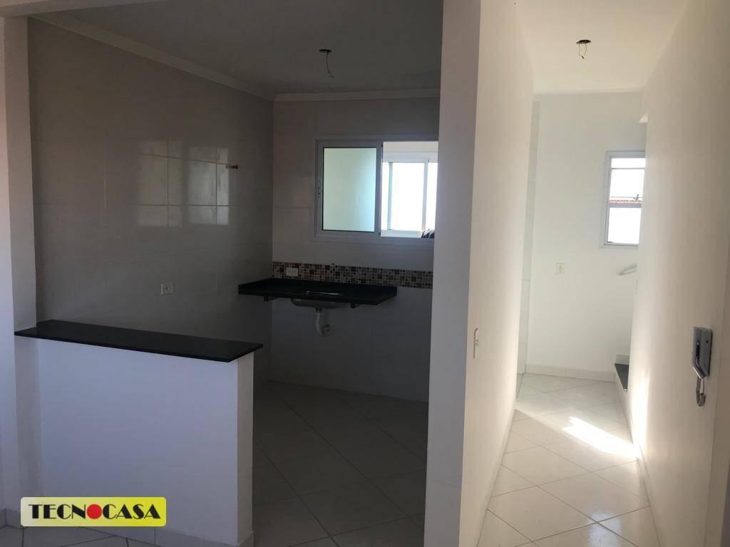 sobrado com 02 dormitórios para venda com 62 m² no bairro campo da aviação em praia grande/sp. - so2075