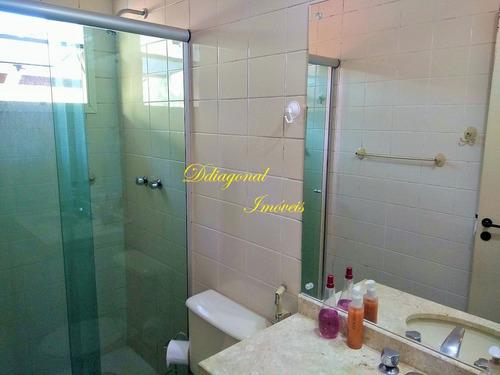 sobrado com 03 dormitórios (1 suíte), lavabo. claudio 80394