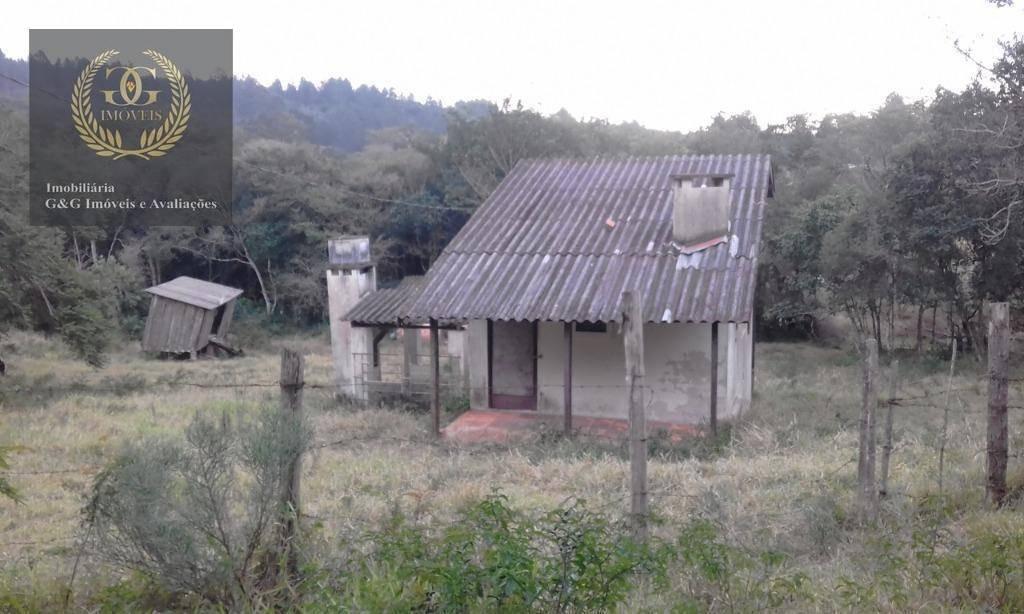 sobrado com 1 dormitório à venda, 60 m² por r$ 90.000,00 - itapuã - viamão/rs - so0082