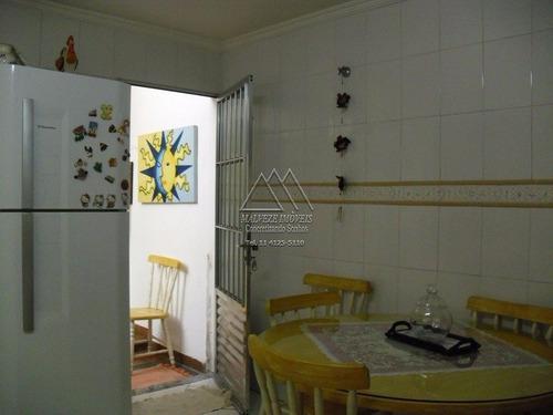 sobrado  com 2 dormitorios., 2 vagas , v. vivaldi - v-894