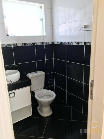 sobrado com 2 dormitórios, 3 banheiros,condomínio moradas do éden - so0012