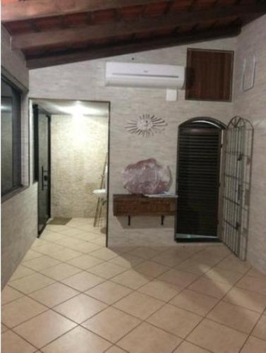 sobrado com 2 dormitórios em itanhaém-sp - ref 4432-p