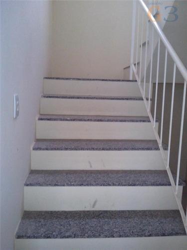 sobrado com 2 dormitórios para alugar, 112 m² por r$ 1.400/mês - fragata - pelotas/rs - so0158