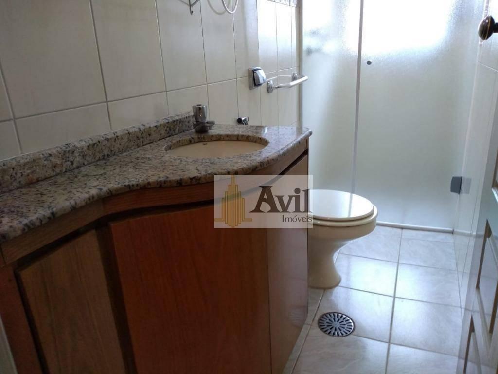 sobrado com 2 dormitórios para alugar, 150 m² por r$ 3.500/mês - jardim anália franco - são paulo/sp - so0364