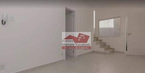 sobrado com 2 dormitórios para alugar, 55 m² por r$ 2.500/mês - ipiranga - são paulo/sp - so2201