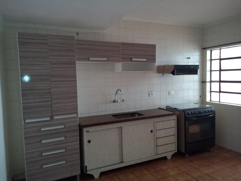 sobrado com 2 dormitórios para alugar, 80 m² - jardim do mar - são bernardo do campo/sp - so19677