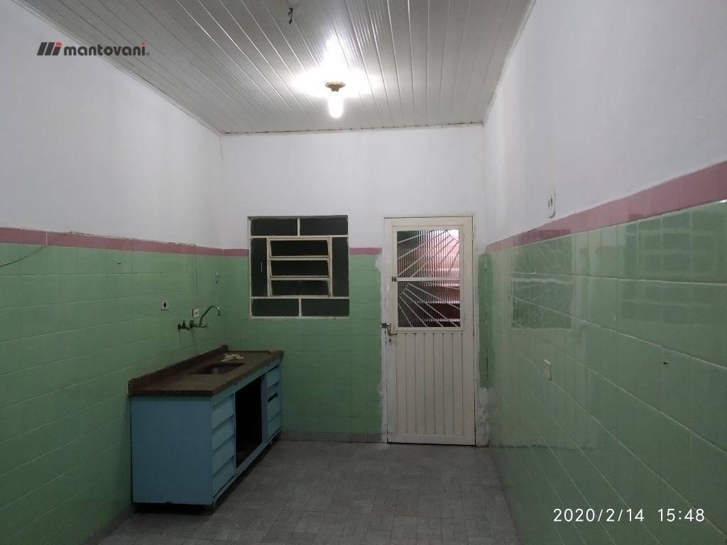 sobrado com 2 dormitórios para alugar, 90 m² por r$ 1.400 - vila regente feijó. - so1020