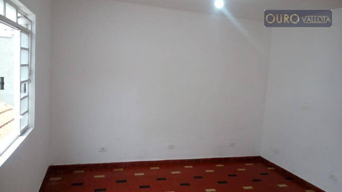 sobrado com 2 dormitórios para alugar por r$ 2.000/mês - mooca. so181123p - so0401