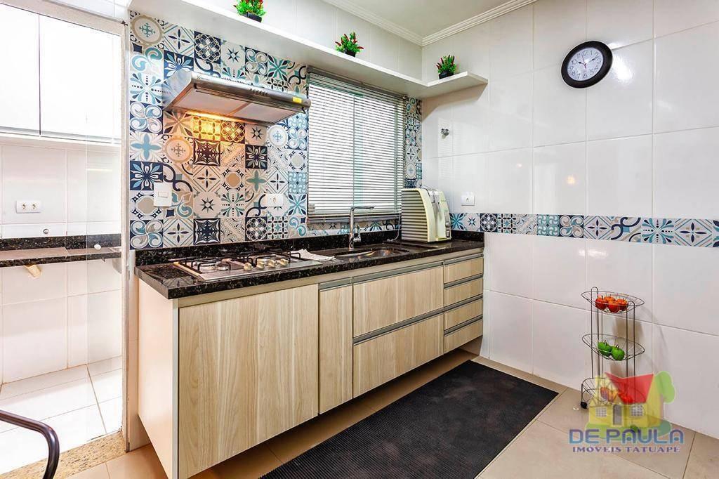 sobrado com 2 dormitórios à venda, 100 m² por r$ 337.000 - vila ré - são paulo/sp - so0602