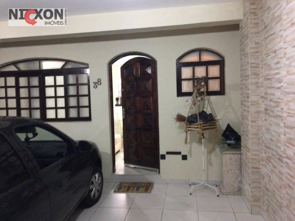 sobrado com 2 dormitórios à venda, 110 m² por r$ 400.000 - jardim terezópolis - guarulhos/sp - so0386