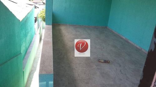 sobrado com 2 dormitórios à venda, 111 m² por r$ 458.000 - vila baeta neves - são bernardo do campo/sp - so0759