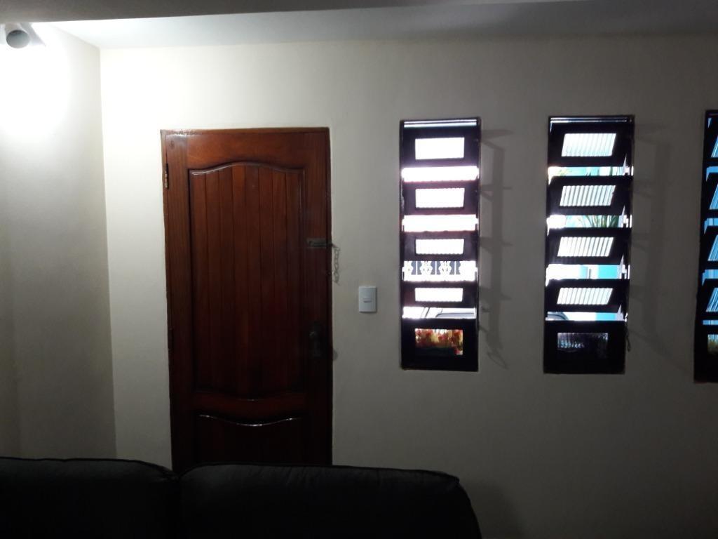sobrado com 2 dormitórios à venda, 126 m² - residencial parque cumbica - guarulhos/sp - so2891