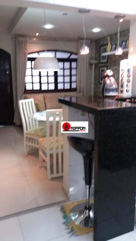 sobrado com 2 dormitórios à venda, 128 m² por r$ 380.000 - jardim terezópolis - guarulhos/sp - so0202