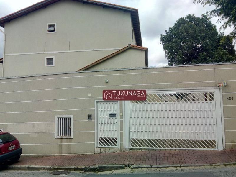 sobrado com 2 dormitórios à venda, 128 m² - vila dionisia - são paulo/sp - so0545