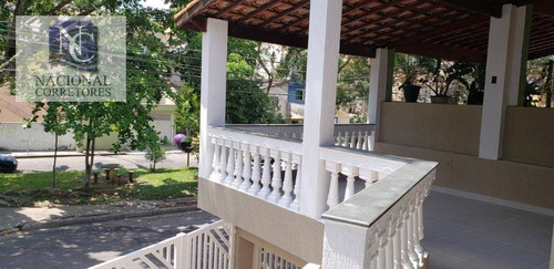 sobrado com 2 dormitórios à venda, 136 m² por r$ 418.000 - jardim santo antônio - santo andré/sp - so3166
