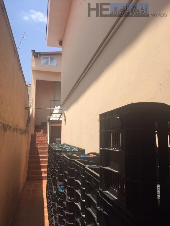 sobrado com 2 dormitórios à venda, 150 m² por r$ 580.000 - campo belo - são paulo/sp - so0237