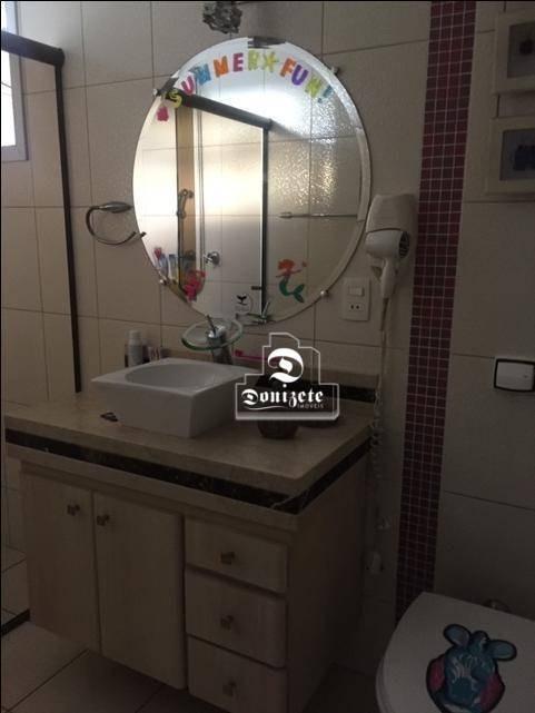 sobrado com 2 dormitórios à venda, 200 m² por r$ 1.300.000,00 - vila curuçá - santo andré/sp - so2766