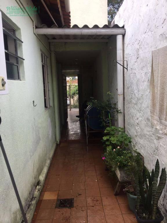 sobrado com 2 dormitórios à venda, 210 m² por r$ 490.000,00 - vila galvão - guarulhos/sp - so1309