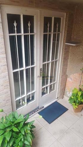 sobrado com 2 dormitórios à venda, 230 m² por r$ 830.000 - vila maria alta - são paulo/sp - so1467