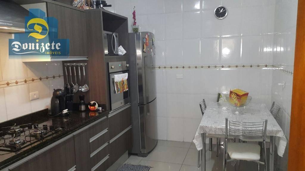 sobrado com 2 dormitórios à venda, 335 m² por r$ 350.000,00 - jardim milena - santo andré/sp - so2070