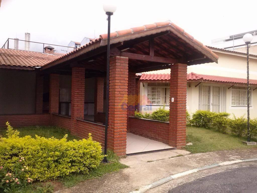 sobrado com 2 dormitórios à venda, 52 m² por r$ 250.000,00 - jardim bela vista - mogi das cruzes/sp - so0126
