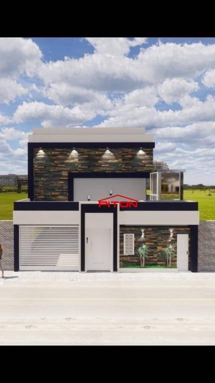 sobrado com 2 dormitórios à venda, 60 m² por r$ 260.000 - vila ré - são paulo/sp - so2494