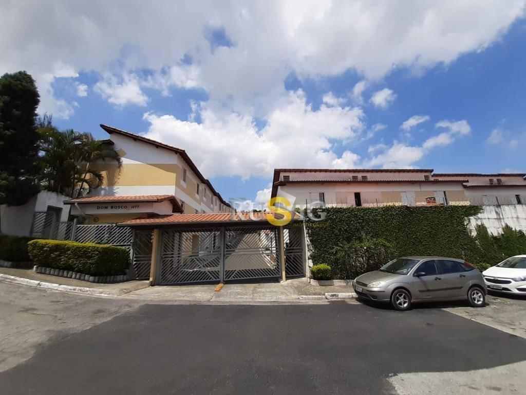 sobrado com 2 dormitórios à venda, 60 m² por r$ 265.000 - itaquera - são paulo/sp - so0727