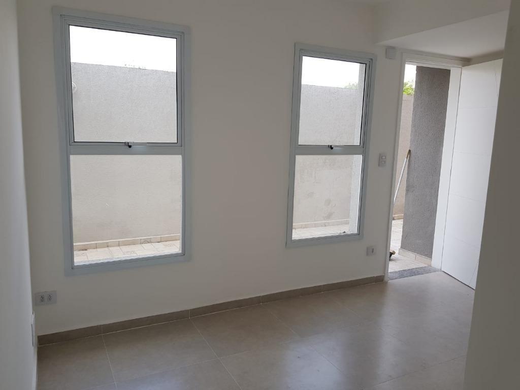 sobrado com 2 dormitórios à venda, 61 m² por r$ 399.000 - vila polopoli - são paulo/sp - so0544