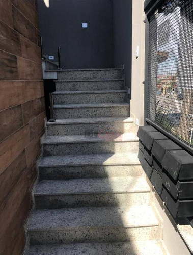 sobrado com 2 dormitórios à venda, 62 m² por r$ 320.000,00 - vila ré - são paulo/sp - so3026