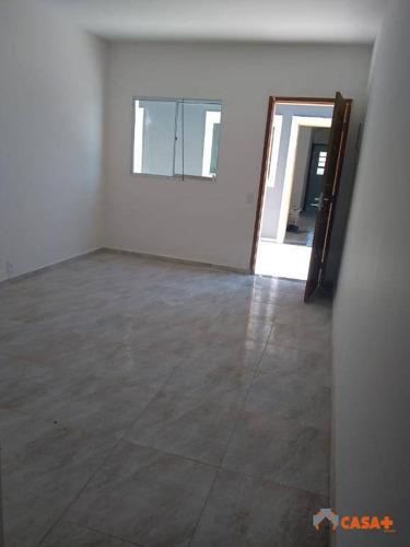 sobrado com 2 dormitórios à venda, 64 m² por r$ 190.000 - jardim sandra - cotia/sp - so0254