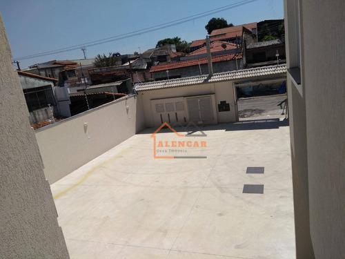 sobrado com 2 dormitórios à venda, 65 m² por r$ 240.000 - jardim penha - são paulo/sp - so0072