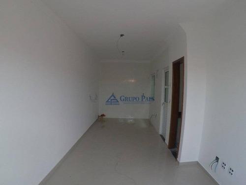 sobrado com 2 dormitórios à venda, 65 m² por r$ 285.000 - vila ré - são paulo/sp - so1468