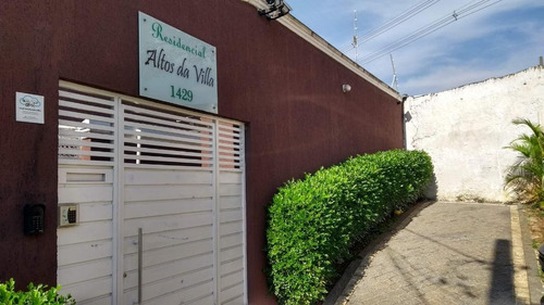 sobrado com 2 dormitórios à venda, 65 m² por r$ 320.000 - vila ré - são paulo/sp - so14718
