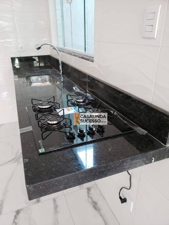sobrado com 2 dormitórios à venda, 66 m² por r$ 285.000 - vila ré - são paulo/sp - so0963