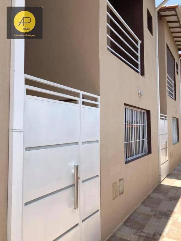 sobrado com 2 dormitórios à venda, 68 m² - vila lavínia - mogi das cruzes/sp - so0145