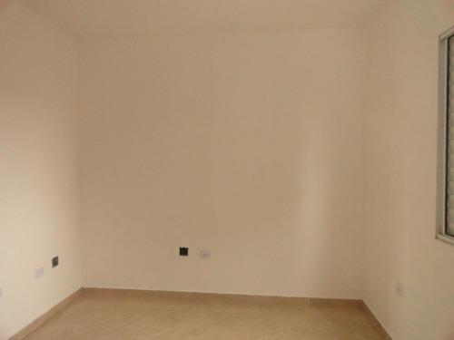 sobrado com 2 dormitórios à venda, 70 m² por r$ 260.000 - vila são jorge - são vicente/sp - so0462