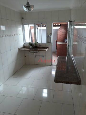sobrado com 2 dormitórios à venda, 70 m² por r$ 298.000,00 - jardim utinga - santo andré/sp - so0880
