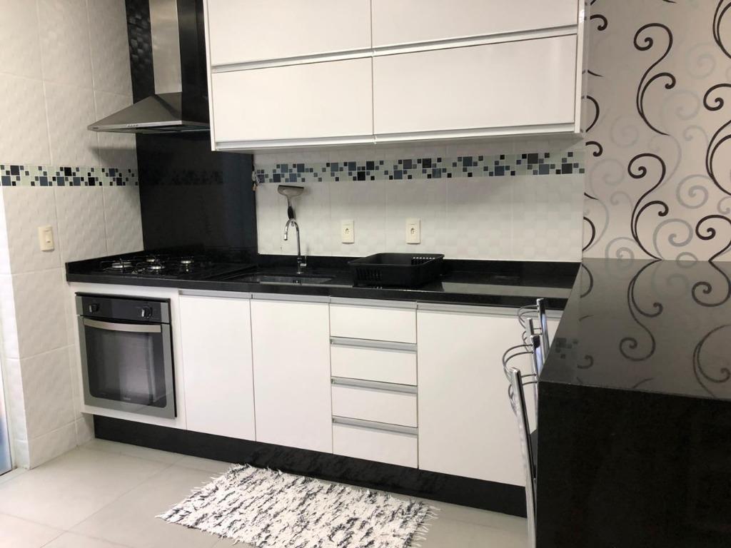 sobrado com 2 dormitórios à venda, 70 m² por r$ 299.000 - forquilhas - são josé/sc - so0537