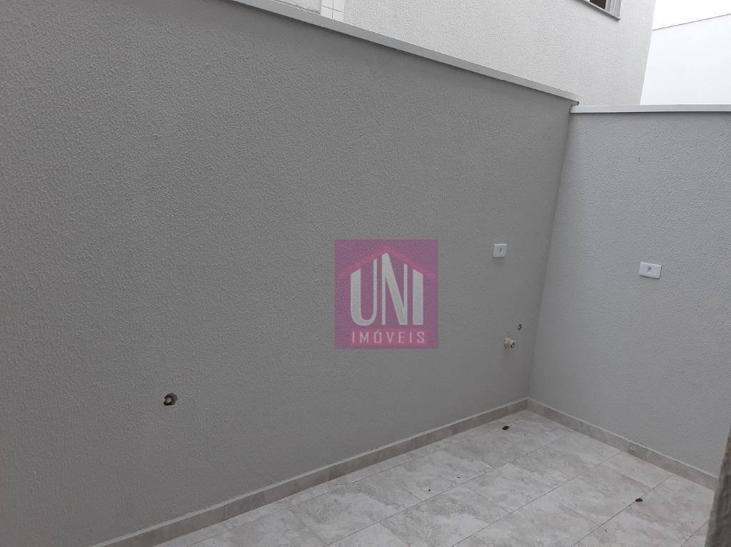 sobrado com 2 dormitórios à venda, 71 m² por r$ 285.000,00 - vila curuçá - santo andré/sp - so0495