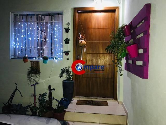 sobrado com 2 dormitórios à venda, 75 m² por r$ 280.000 - residencial parque cumbica - guarulhos/sp - so1973