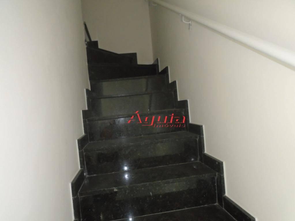 sobrado com 2 dormitórios à venda, 75 m² por r$ 359.000 - parque oratório - santo andré/sp - so1163