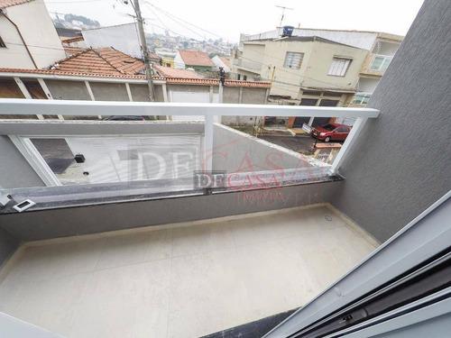 sobrado com 2 dormitórios à venda, 75 m² por r$ 395.000 - vila ré - são paulo/sp - so2828