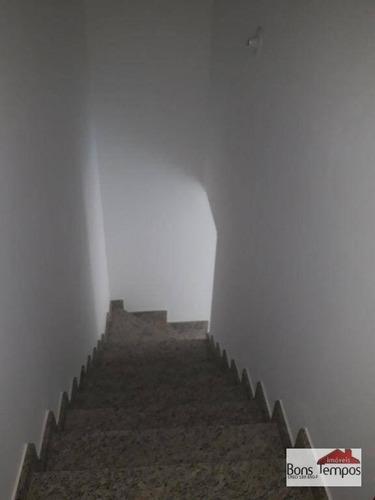 sobrado com 2 dormitórios à venda, 77 m² por r$ 310.000 - vila ré - são paulo/sp - so2646