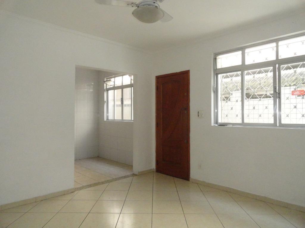 sobrado com 2 dormitórios à venda, 80 m² por r$ 299.000,00 - marapé - santos/sp - so0498
