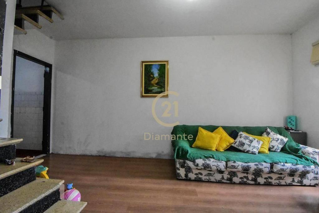 sobrado com 2 dormitórios à venda, 80 m² por r$ 430.000,00 - campo belo - são paulo/sp - so0764