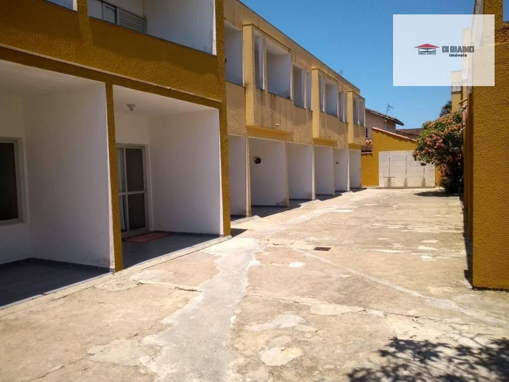sobrado com 2 dormitórios à venda, 83 m² por r$ 190.000 - so0094